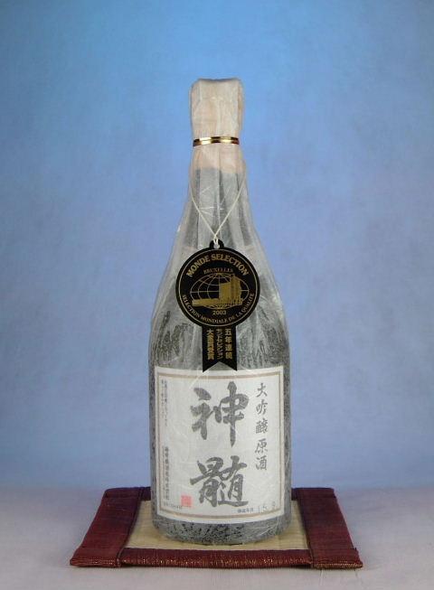 画像1: 西條鶴 大吟醸原酒神髄720ml