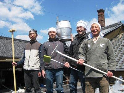 画像2: 榎酒造 華鳩 純米吟醸 汐の光 720ml