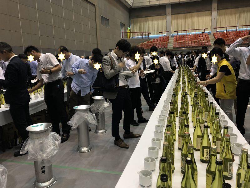 日本酒 試飲 飲み比べ 利き酒
